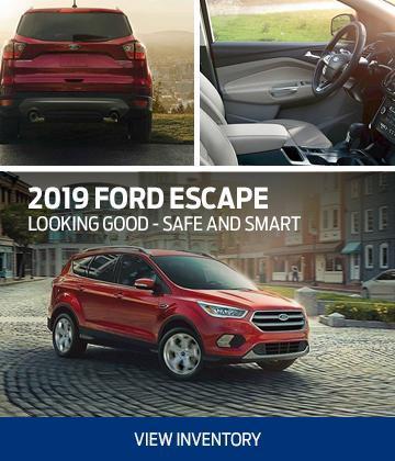 Ford 2019 Escape