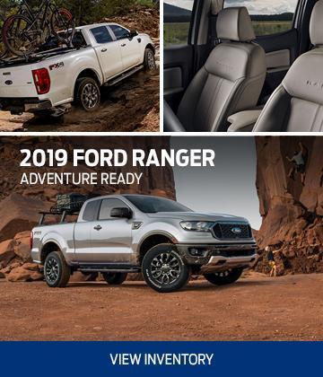Ford 2019 Ranger