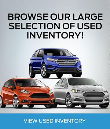 Ford Used Inventory