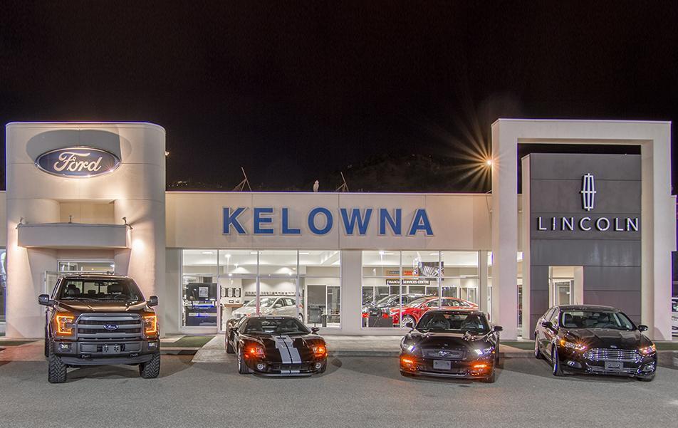 New & Used Ford Cars, Trucks & SUVs Dealership in Kelowna