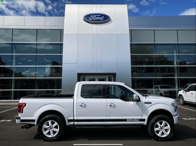 Ford We Buy Trucks image
