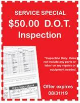 DOT SPECIAL