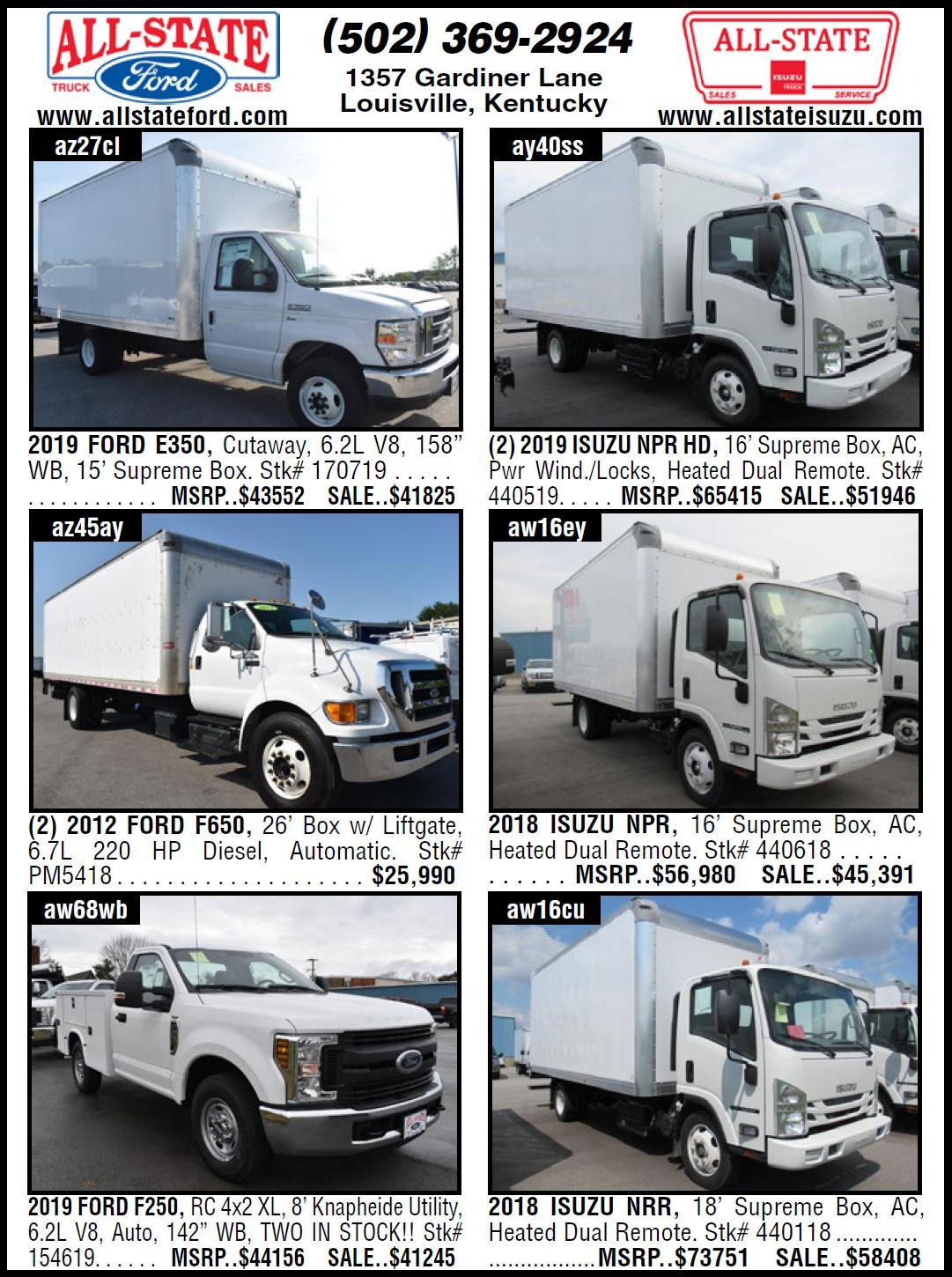 NEW TRUCKPAPER AD