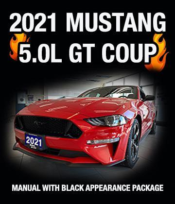 2021 Mustang for Sale