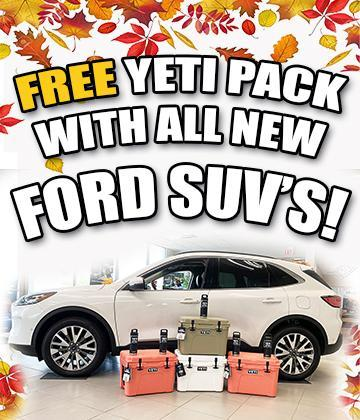 Boyer Yeti Fall Promo