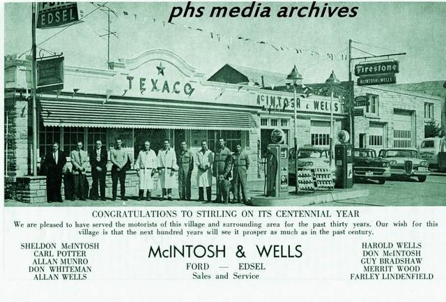 Wells Ford History