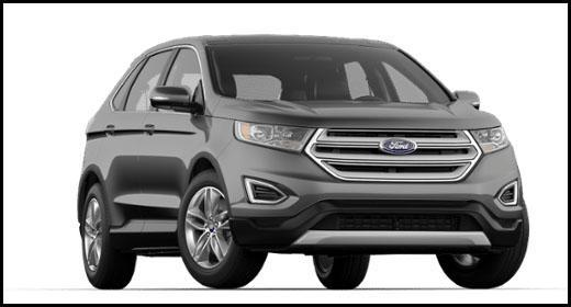 2018 Ford Edge at Lincoln Heights Ford Sales Ottawa