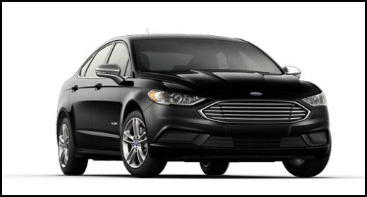 2018 Ford Fusion at Lincoln Heights Ford Ottawa