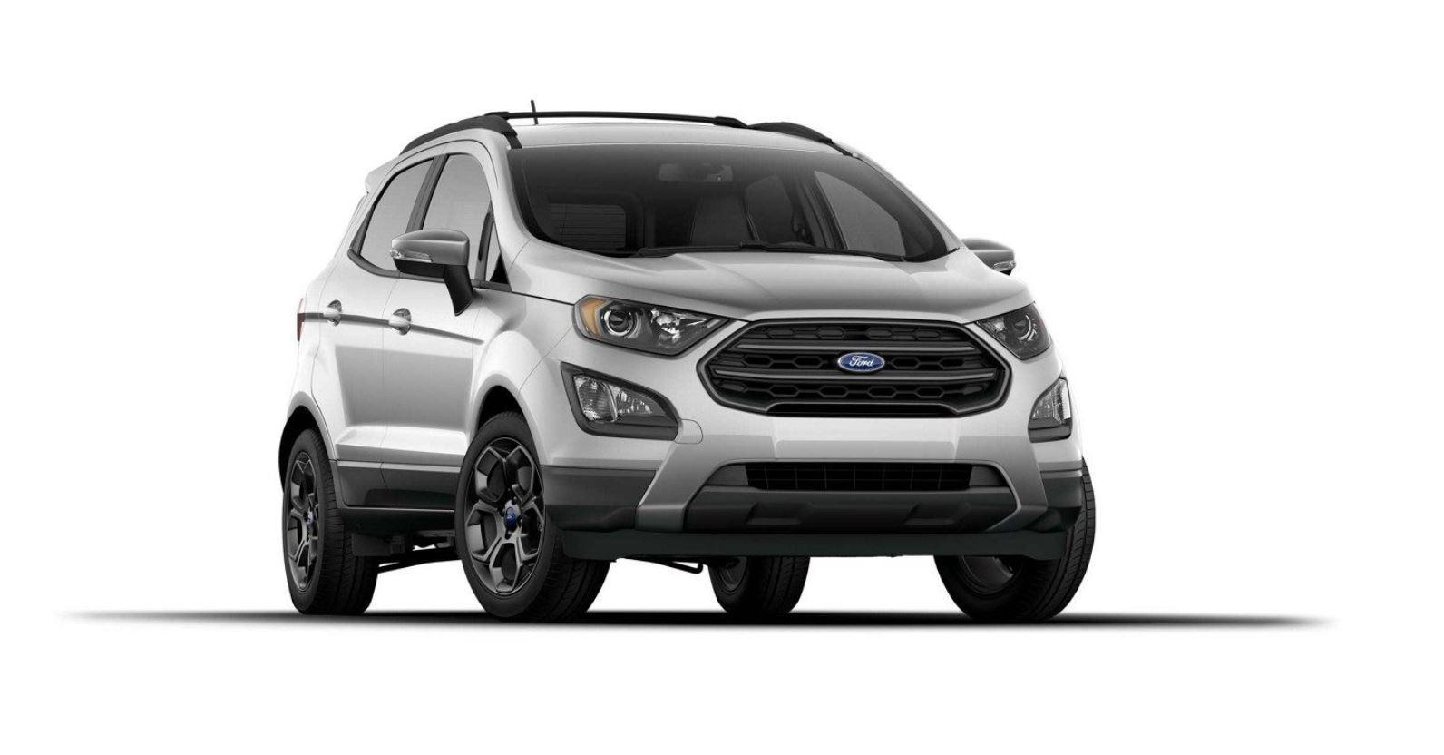 2019 Ford Ecosport at Lincoln Heights Ford Sales Ottawa