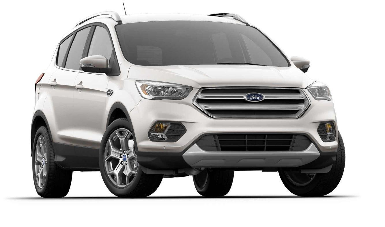 2019 Ford Escape at Lincoln Heights Ford