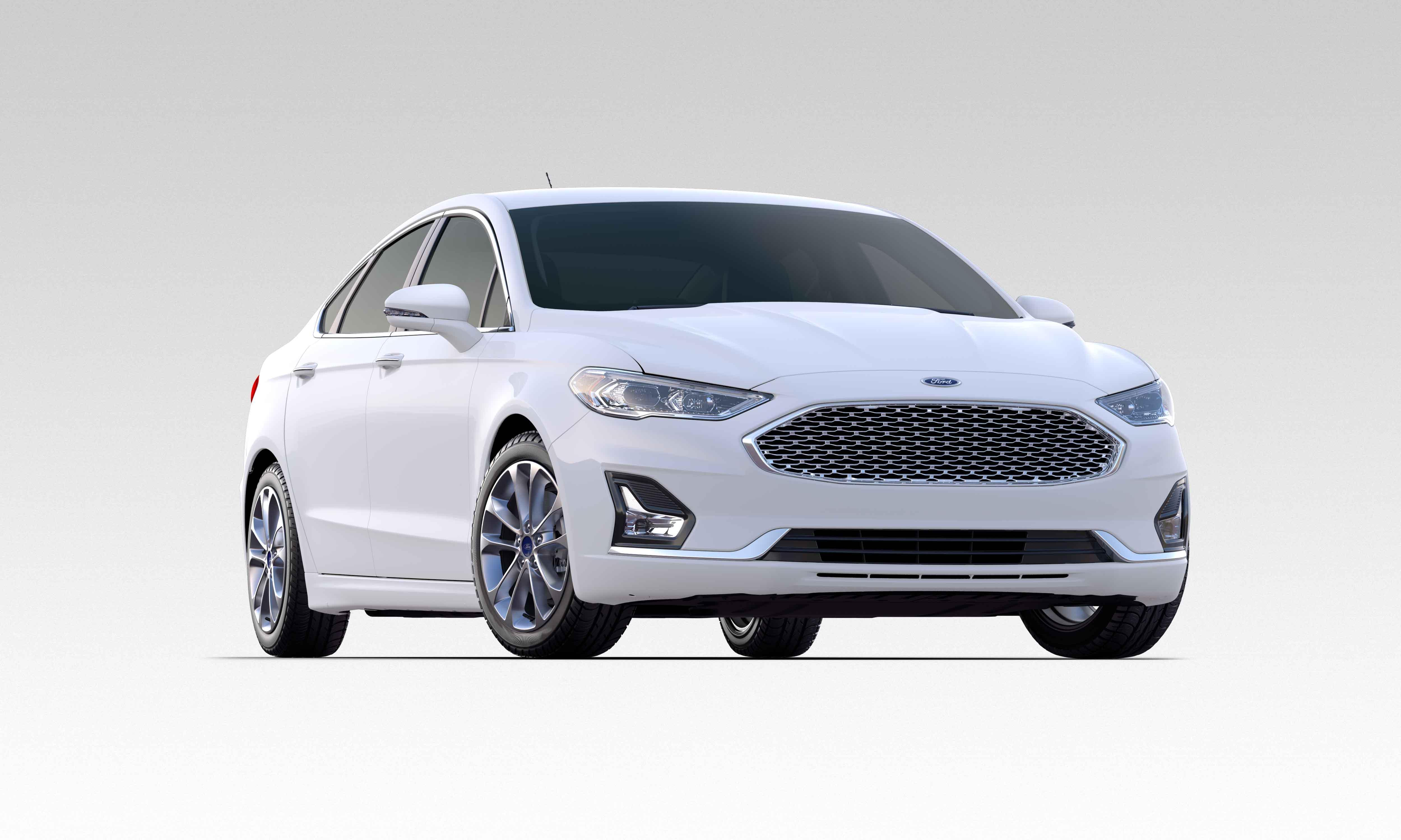 2019 Ford Fusion at Lincoln Heights Ford Sales Ottawa
