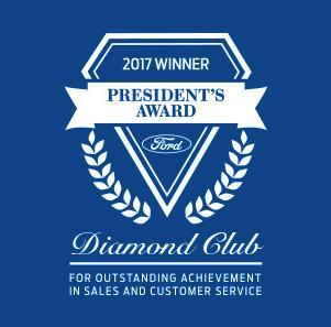 2017 President's Award Diamond Club
