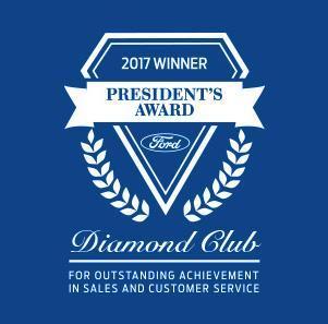 2017 President's Award Diamond Club