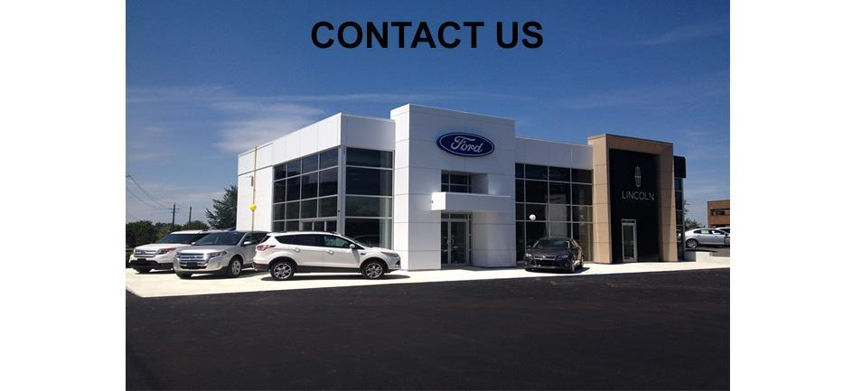 Contact Lincoln Heights Ford