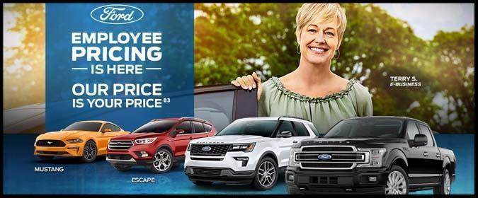 Lincoln Heights Ford Employee Pricing