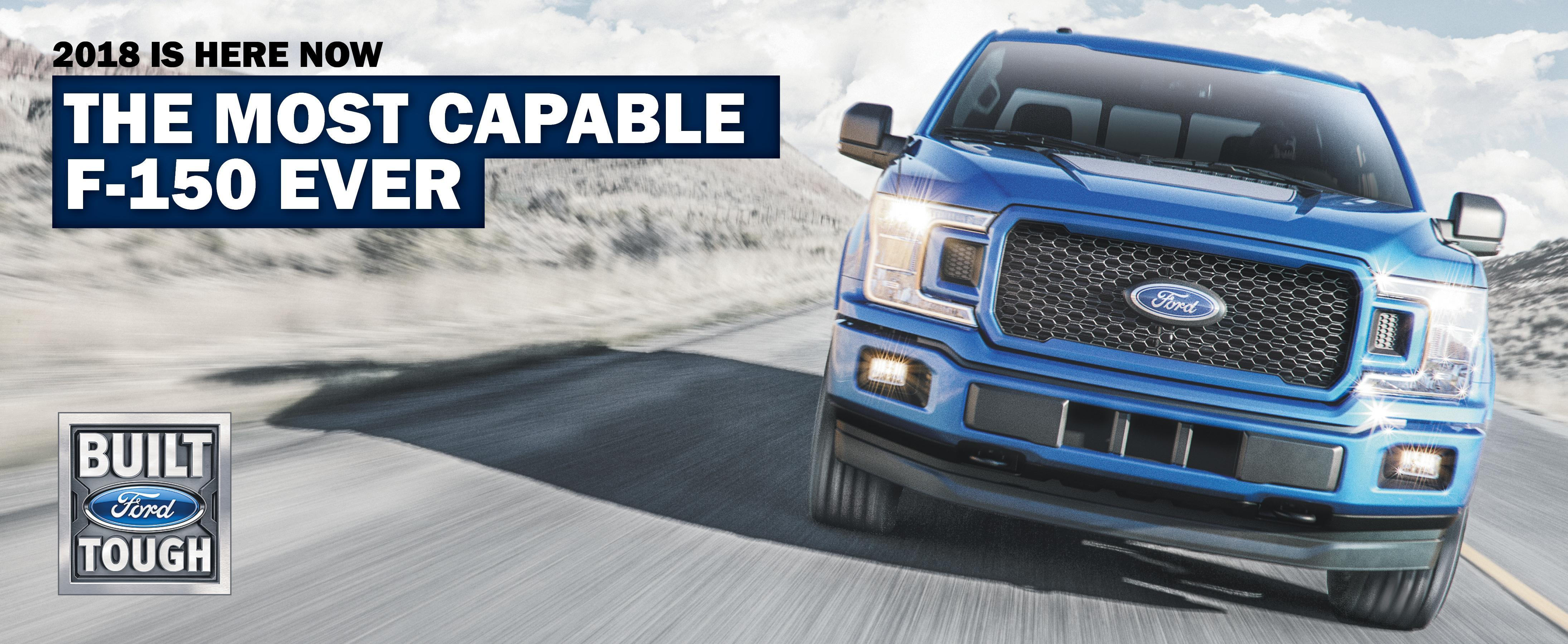 2018 Ford F-150 at Lincoln Heights Ford