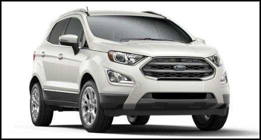 2018 Ford EcoSport at Lincoln Heights Ford Ottawa
