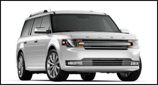 2018 Ford Flex at Lincoln Heights Ford Ottawa