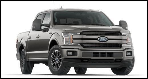 2018 Ford F-150 at Lincoln Heights Ford Ottawa