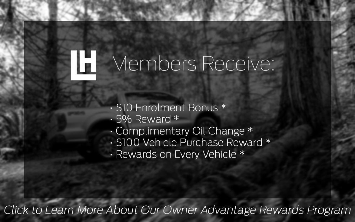 LHF Owner Advantage Rewards