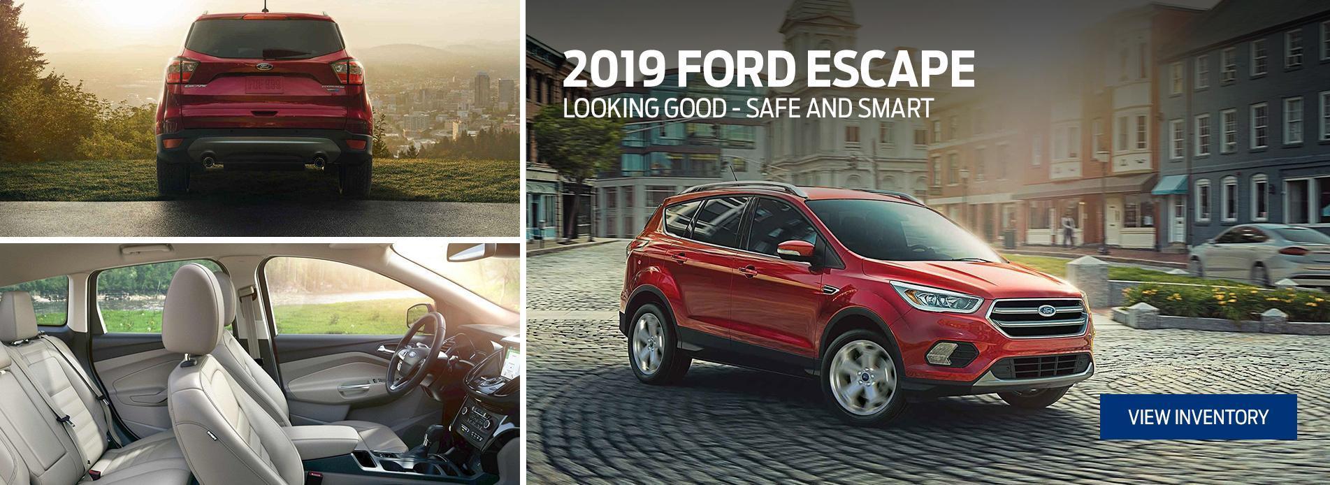 2019 Escape Kelowna Ford