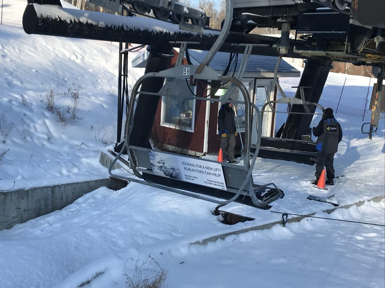 Asessippi Chair Lift