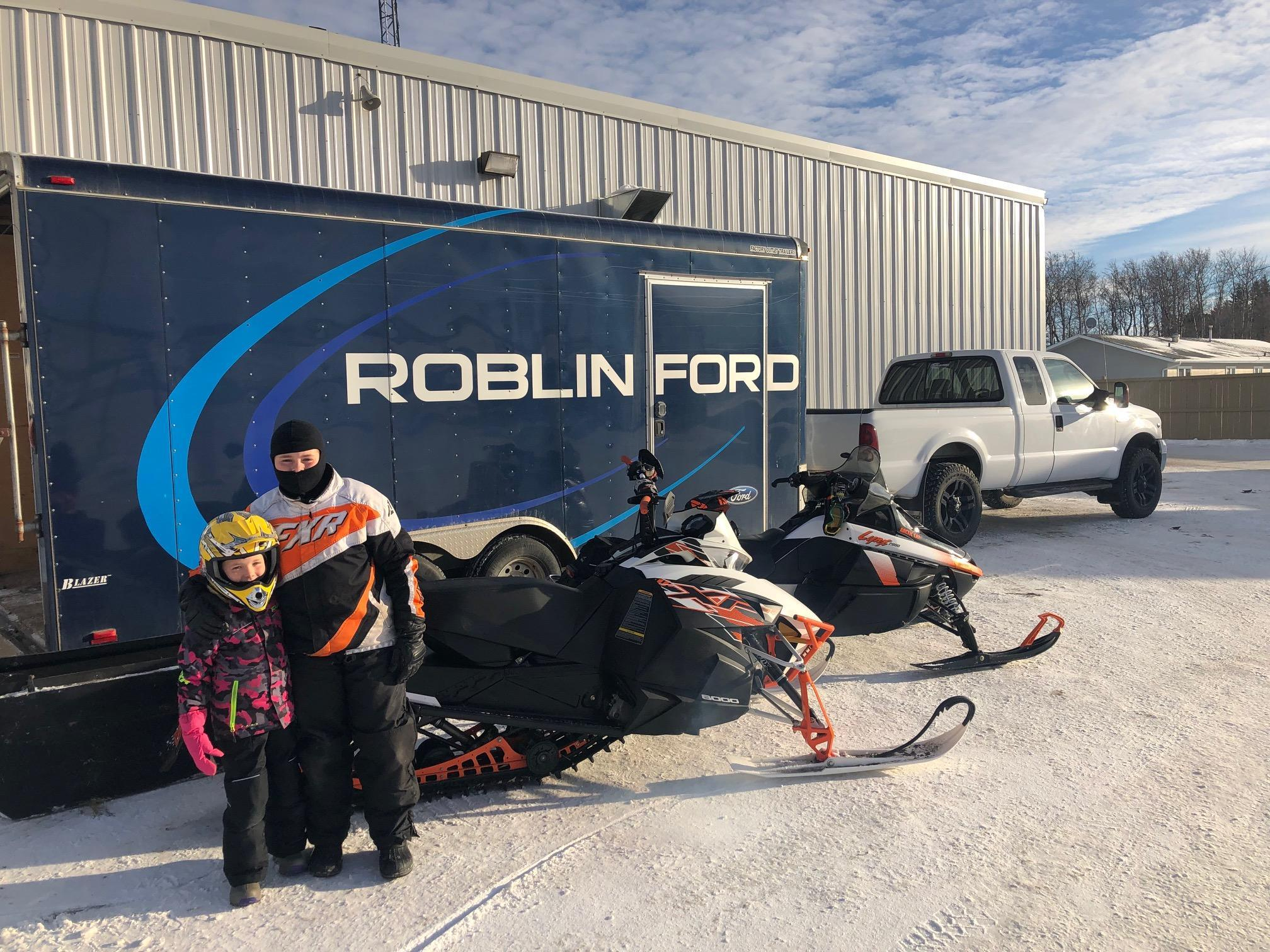 Roblin Ford