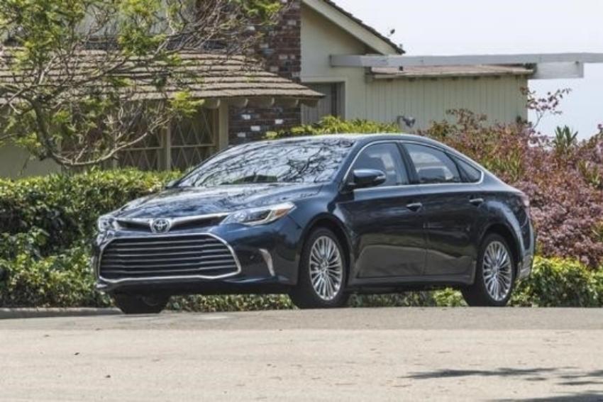 2017 Toyota 4Runner Compact SUV