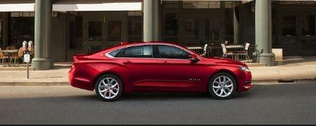 2020 Chevy Impala | Chevy Drives Chicago