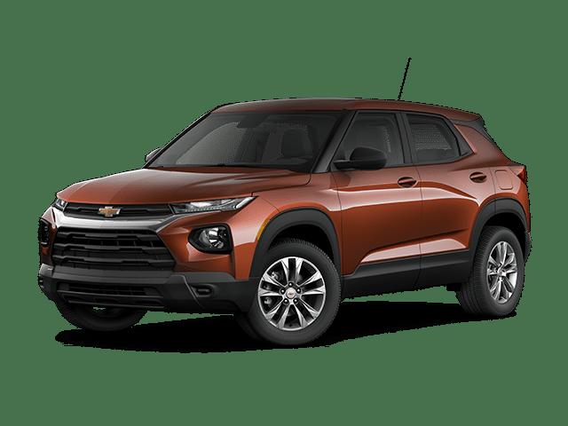 2021 Chevrolet Trailblazer | Chevy Drives Chicago