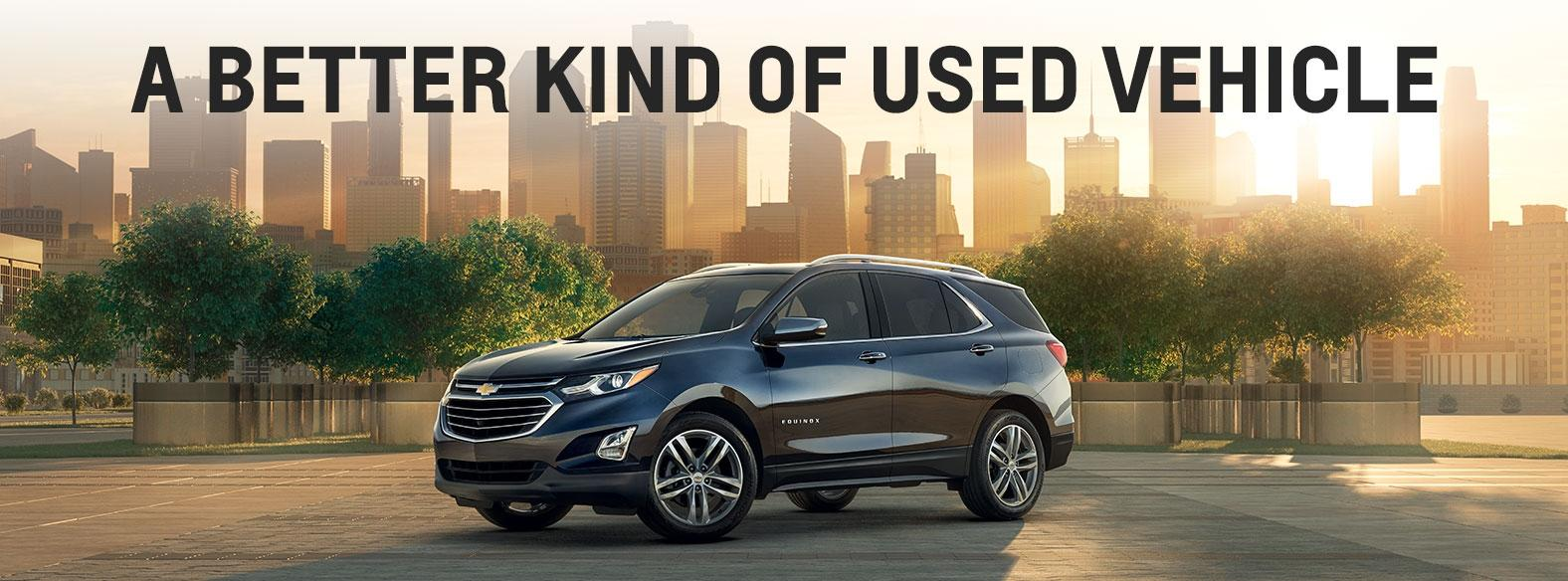 Chevrolet Certified Pre-Owned Advantage
