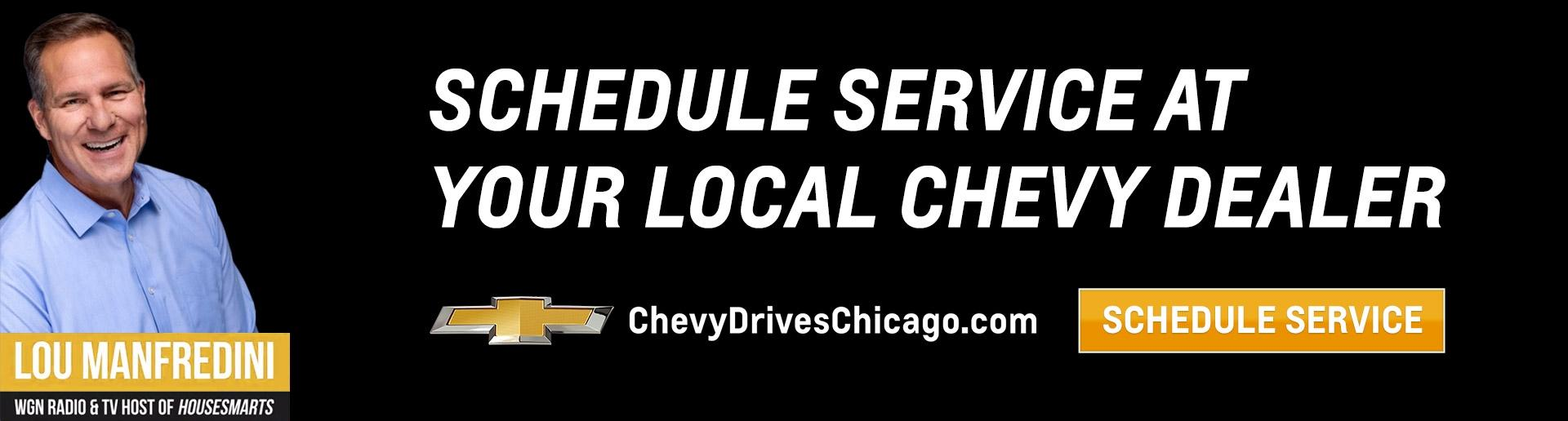 Chevy Drives Chicago