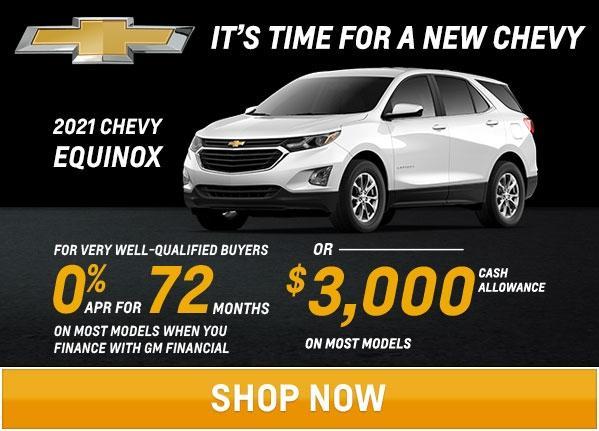 Equinox Offers