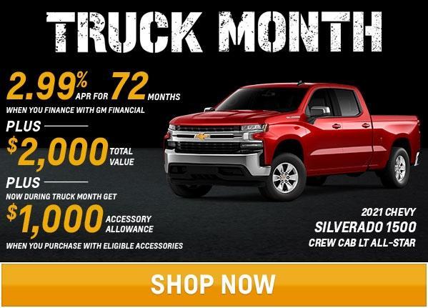 Silverado 1500 Offers