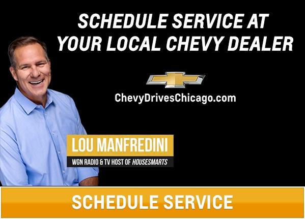 Schedule Service | Chevy Drives Chicago