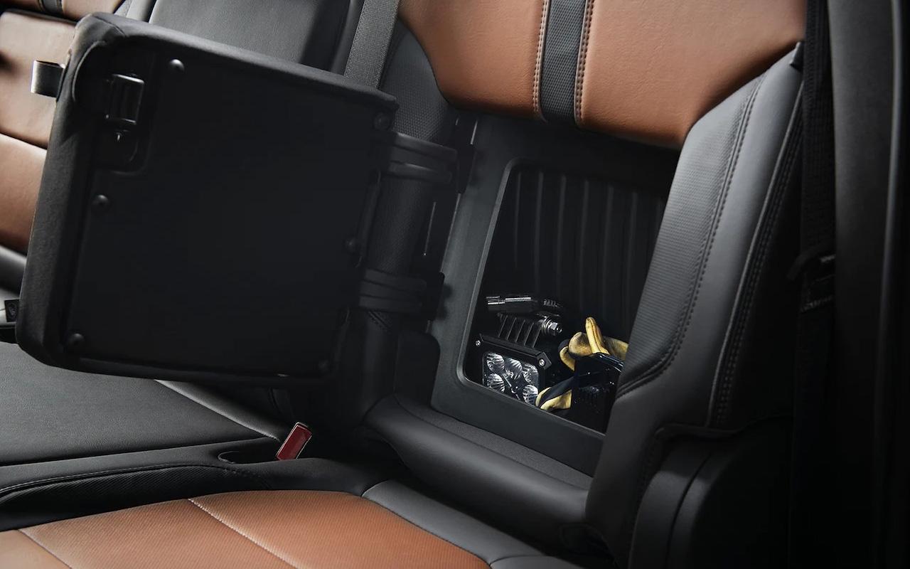Chevy Silverado 2500HD