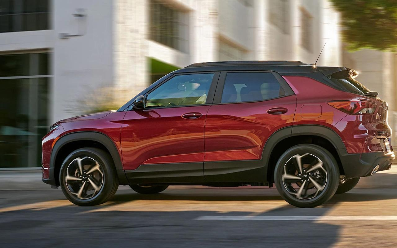 2021 Chevrolet Trailblazer | Chevy Drives Chicago | Chicagoland & NW Indiana Chevy Dealers