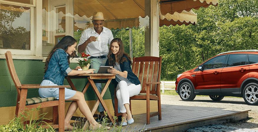 Commentaires des clients de Ford chez Violette Motors Ltée