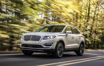 2019 Lincoln Crossovers and SUVs