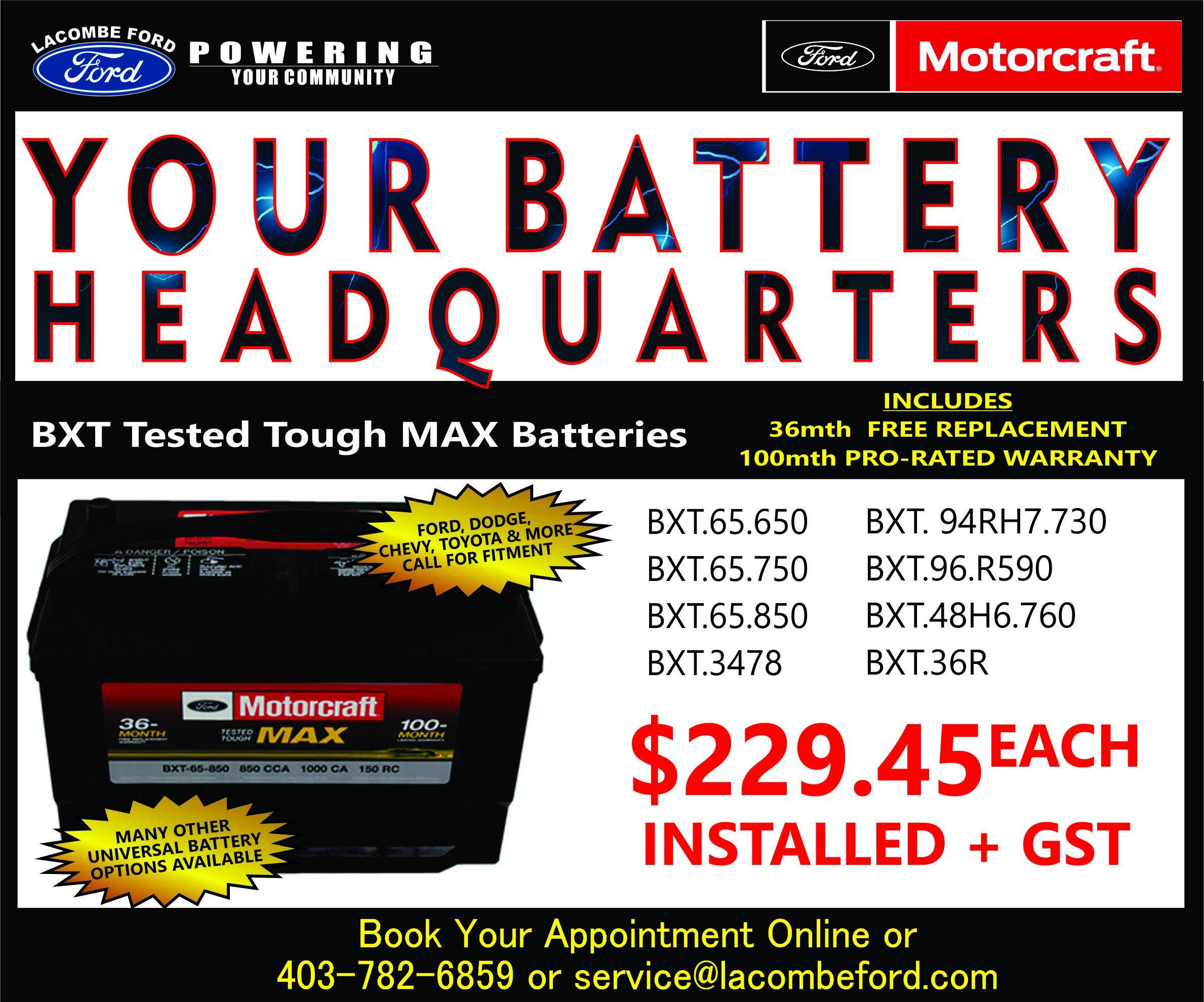 car battery sale in lacombe alberta motorcraft