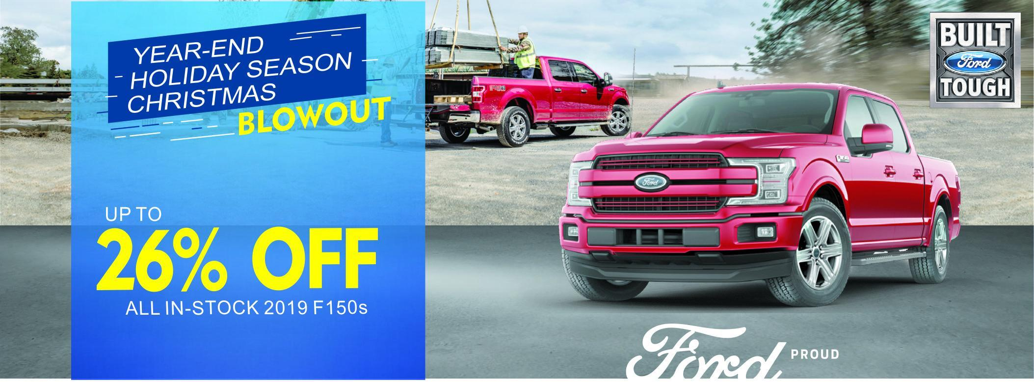 new 2019 ford f150s on sale at lacombe ford