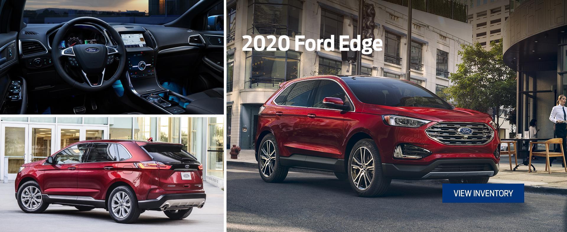 Lacombe Ford Edge