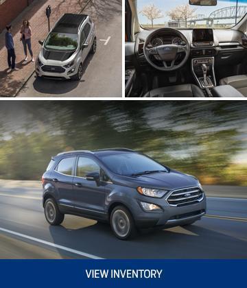 Lacombe Ford EcoSport