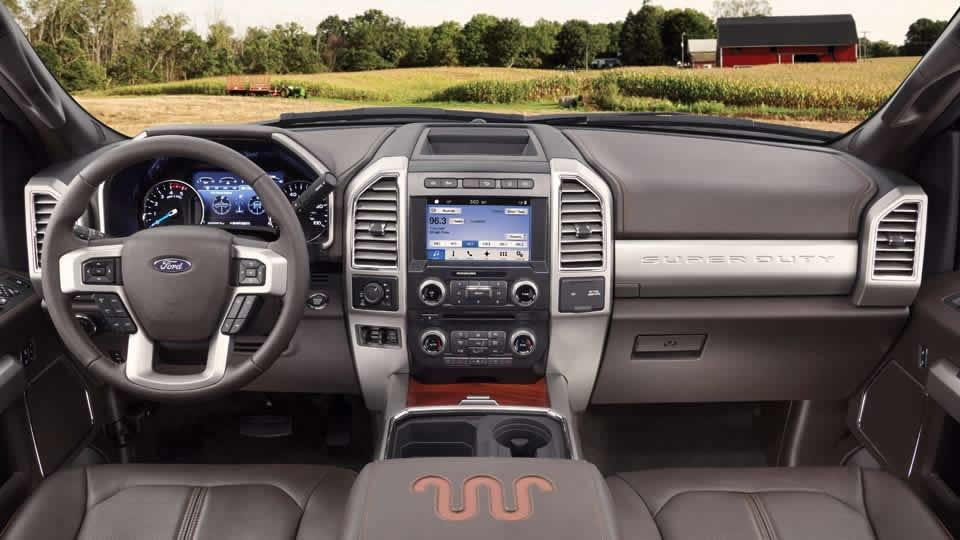 2017 Ford Super Duty King Ranch