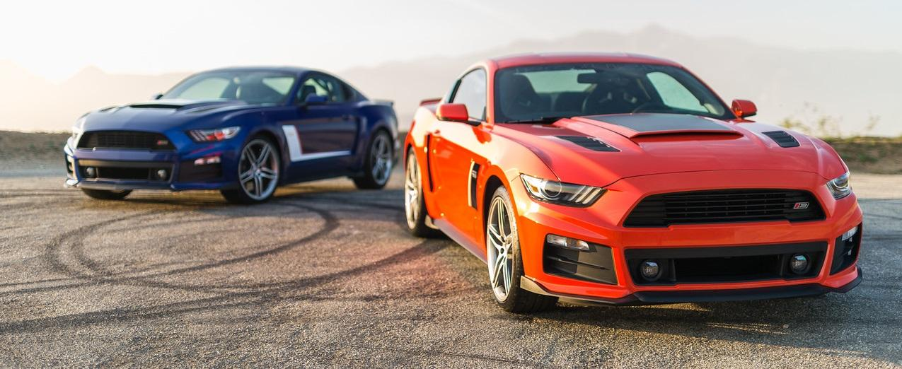 Roush Accessories for your Mustang at Merlin Ford Lincoln