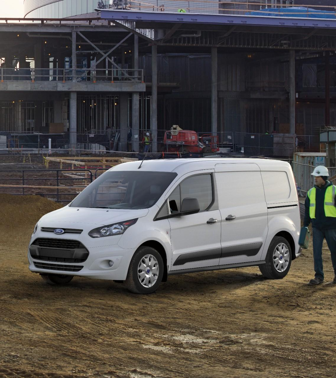 Saskatoon Ford Transit Connect