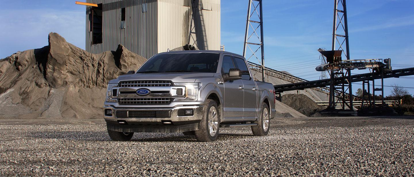 2018 Ford F-150 Exterior Mt Brydges Ford