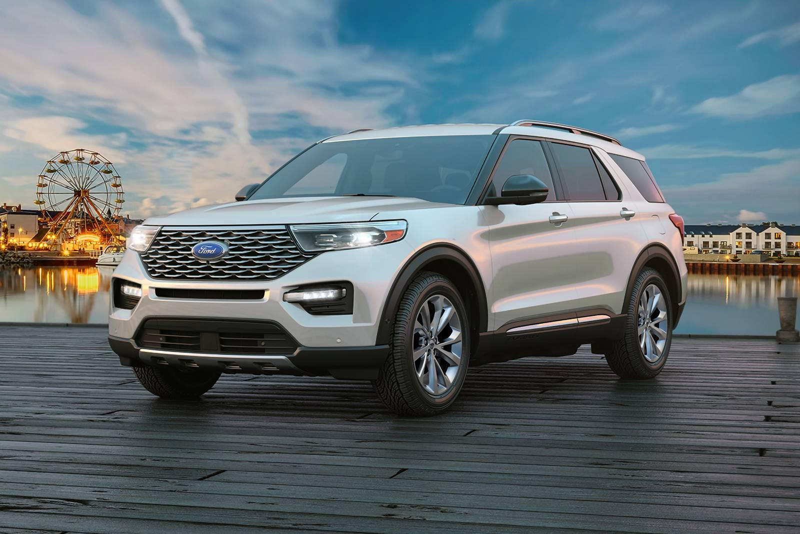Ford 2021 Explorer image