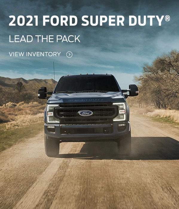2021 Super Duty