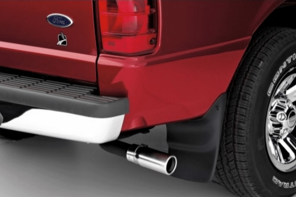 Ford ChromeExhaust Tips